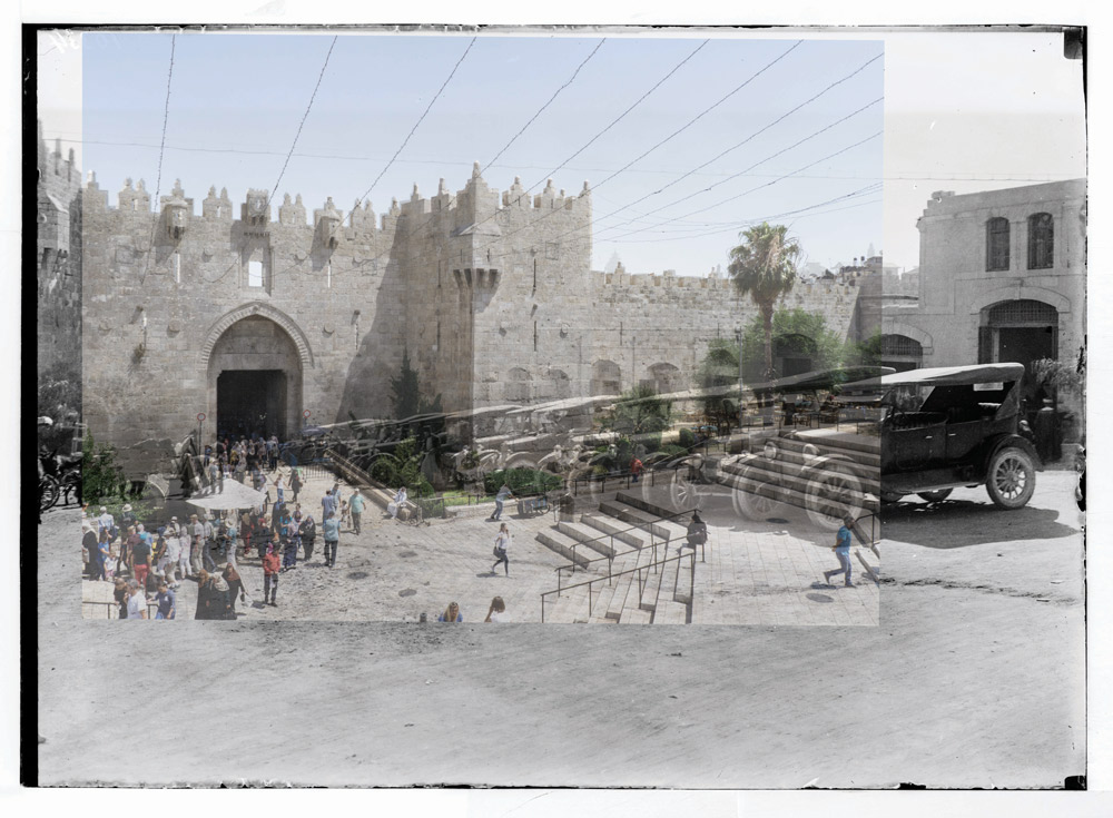 Damascus Gate Fords